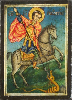 Der heilige Georg
