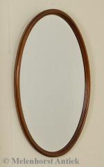 Oval Spiegel