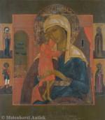 Die Gottesmutter der verlorenen Kinder