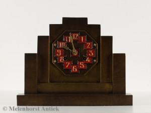 Pendule Art Deco