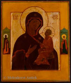 Moeder gods van Tichwin