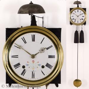 Comtoise Uhr