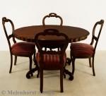 Vier Antike Stühle