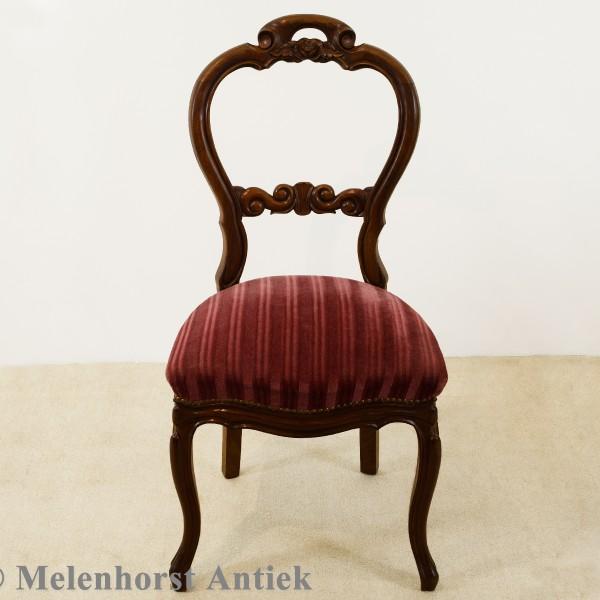 Vier Antike Stuhle Antike Uhren Melenhorst