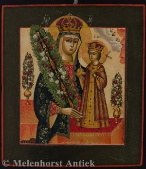 Die Gottesmutter nicht verwelkende Blume