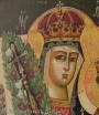 Die Gottesmutter nicht Rose verwelkt
