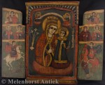 Triptychon Gottesmutter