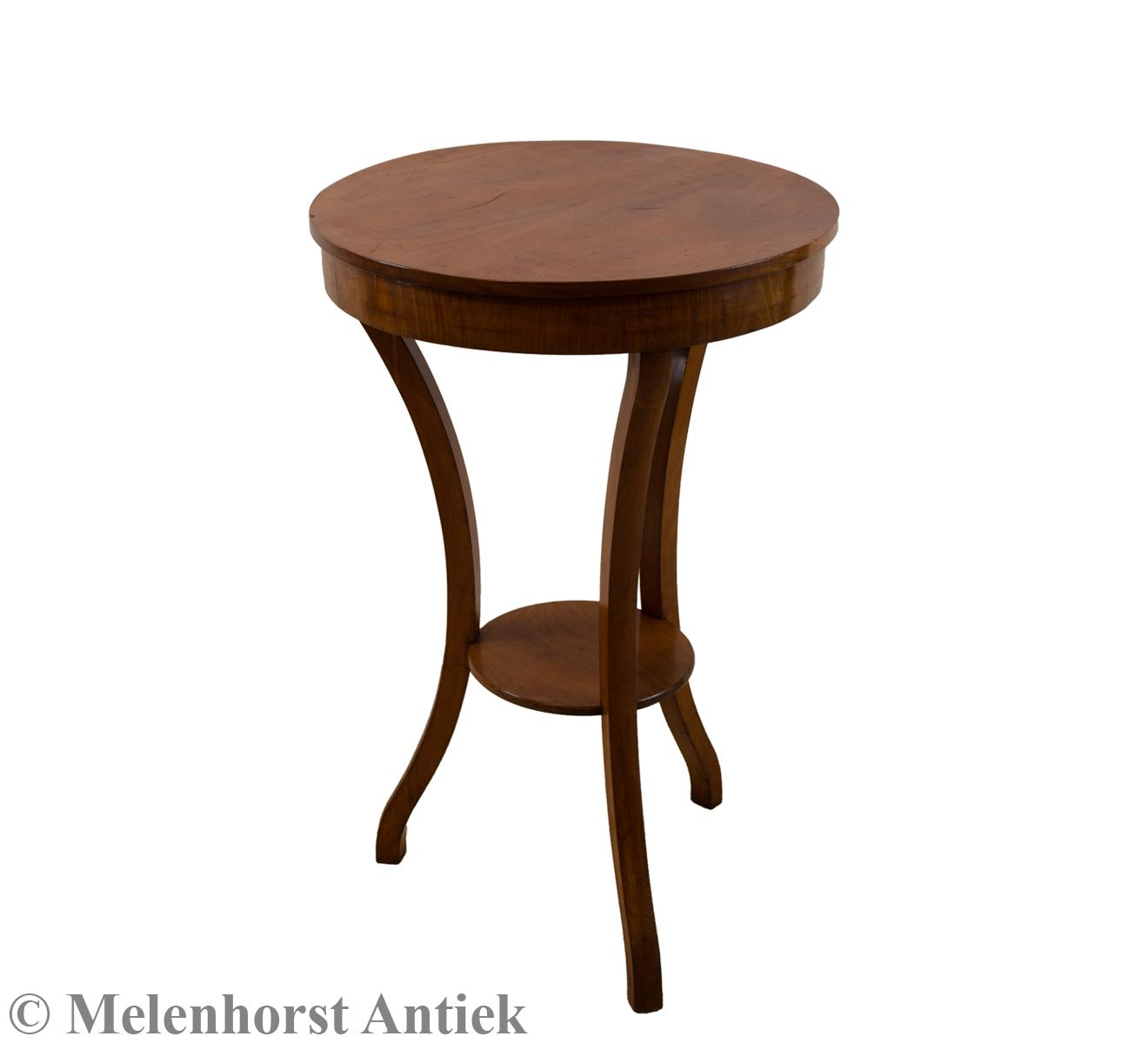 biedermeier tisch antike uhren melenhorst. Black Bedroom Furniture Sets. Home Design Ideas