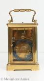 Antike französische Reiseuhr