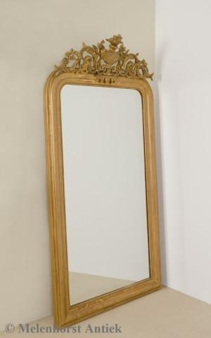 Französischer Spiegel