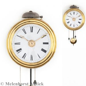 Mini Comptoise-Uhr