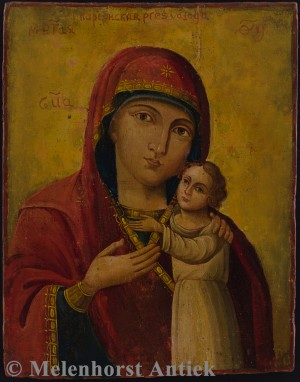 Die Gottesmutter von Kazan