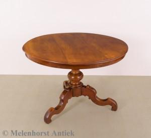 Antike Mahagoni Tisch