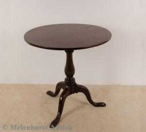 Tilt top Tisch