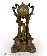 Art nouveau pendule